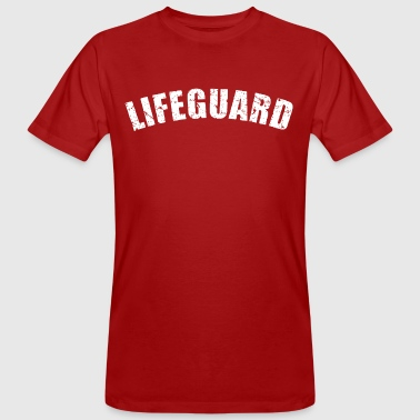 Lifeguard - Men's Organic T-shirt