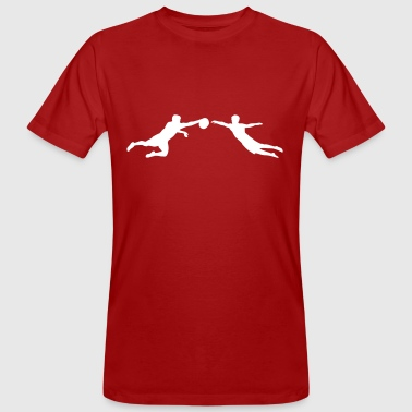 Ultimate Frisbee men - Camiseta ecológica hombre