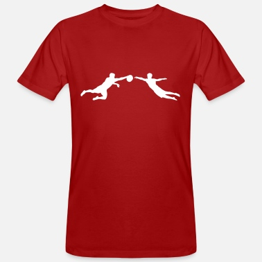 Vêtement Frisbee Ultimate Frisbee men - T-shirt bio Homme