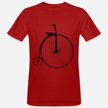 Bicyclette Bicyclette vintage - Men's Organic T-Shirt