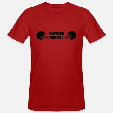 Steelers Football americano - T-shirt ecologica da uomo