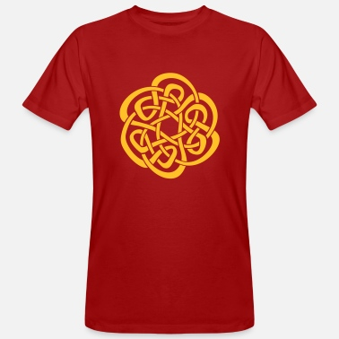 Celtic Knotwork Celtic Knob - Men's Organic T-Shirt