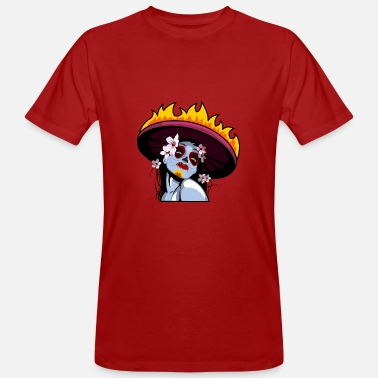 Day Of Dead Day of the Dead - Men's Organic T-Shirt
