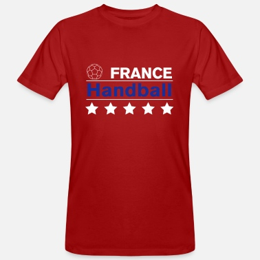 France Handball - T-shirt bio Homme