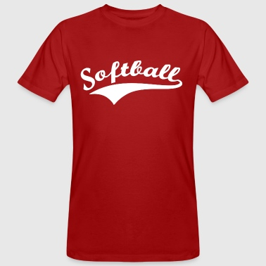 softball - Men's Organic T-shirt