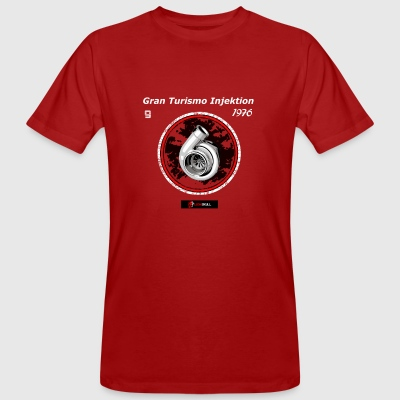 Gran Turismo Injection Turbo - T-shirt bio Homme