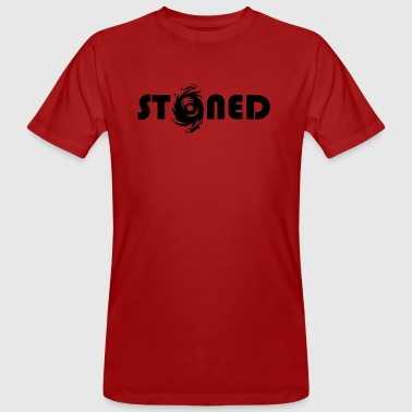 STONED - T-shirt bio Homme