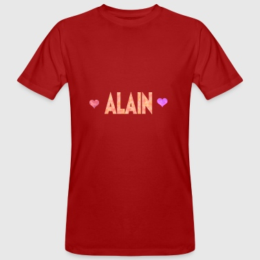 Alain - Men's Organic T-shirt