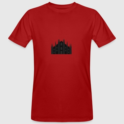 Milan Cathedral - Men's Organic T-shirt