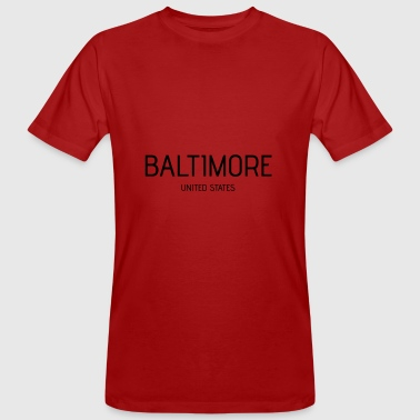 Baltimore - Men's Organic T-shirt