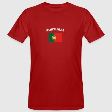I love home homeland love roots PORTUGAL - Men's Organic T-shirt