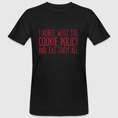 Cookie Policy - Men's Organic T-shirt