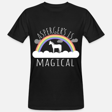 Aspergers Syndrome Asperger's Syndrome Is Magical - Men's Organic T-Shirt