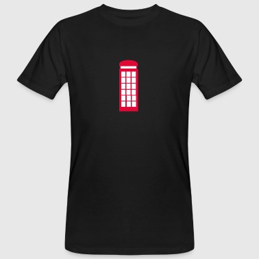 Phone booth - Men's Organic T-shirt