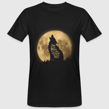 Throw me to the Wolves - T-shirt ecologica da uomo