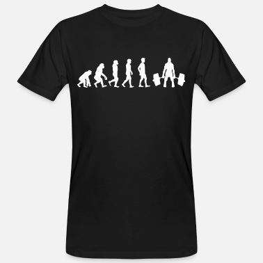 Weight Lifting Evolution Weight Lifting - Ekologisk T-shirt herr
