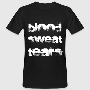 Blood Sweat Tears - T-shirt ecologica da uomo