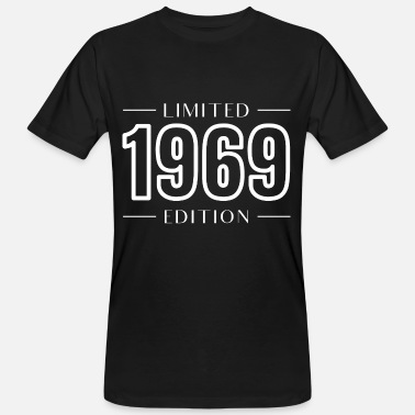 Born 1969 Born in 1969 - Men's Organic T-Shirt