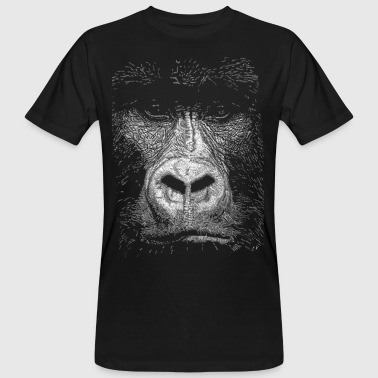 Gorilla - Men's Organic T-Shirt