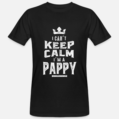 Pappie PAPPY - Men's Organic T-Shirt