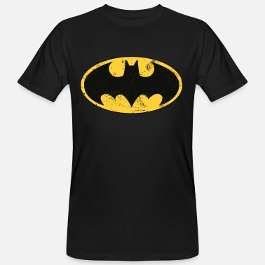 Officialbrands Batman Logo - Ekologisk T-shirt herr