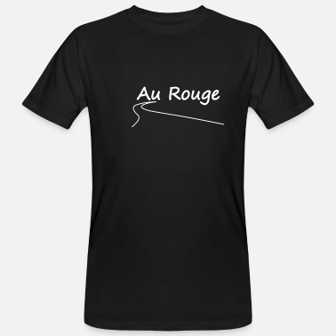 Motorsport Au Rouge - Men's Organic T-Shirt