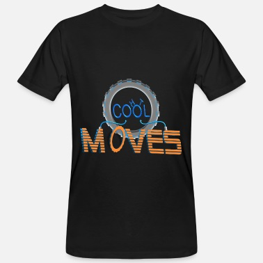Moves Cool Hot Moves 2.0 / Danza sportiva - T-shirt ecologica da uomo