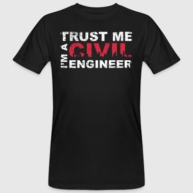 Civil Engineering Civil engineer - Men's Organic T-Shirt