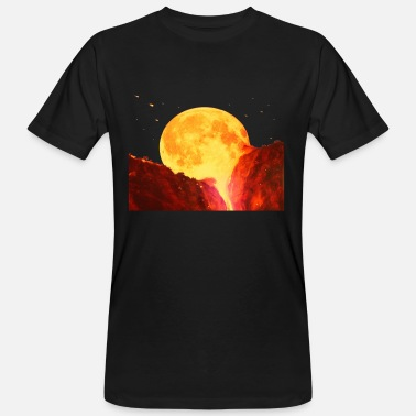 Armageddon Armageddon World's End T-Shirt Design Gave - Organic mænd