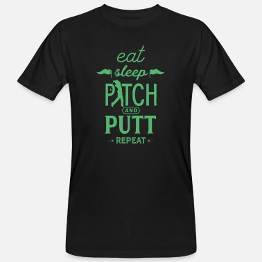 Andes Pitch and Putt Pitch and Putt Pitch and Putt - Camiseta orgánica hombre