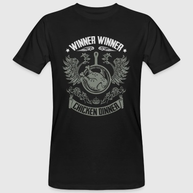 Winner winner Chicken Dinner - Men's Organic T-shirt