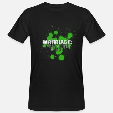 Weddings wedding - Men's Organic T-Shirt