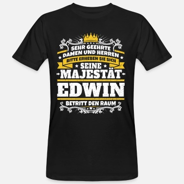 Edwin His Majesty Edwin - Men's Organic T-Shirt