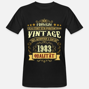 Mens Organic T Shirt