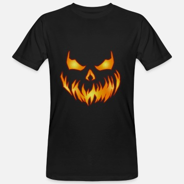 Pumpkin Halloween pumpkin - Men's Organic T-Shirt