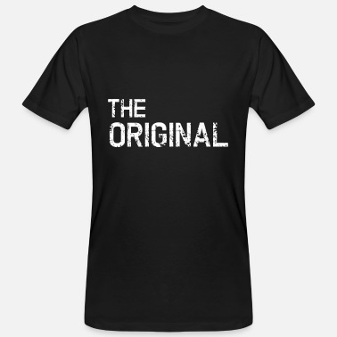 Original The Original / Remix - Father Son Partner Shirt - Økologisk T-shirt mænd
