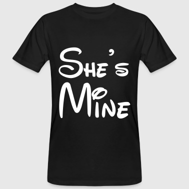 She's Mine - Men's Organic T-Shirt