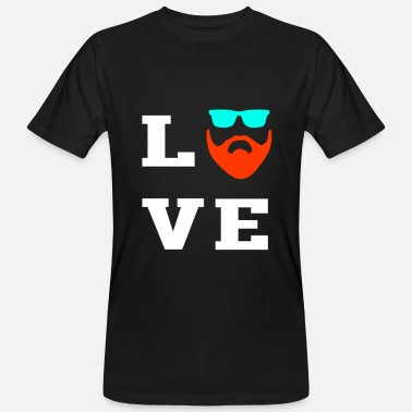 Sans Barbe Barbe barbe barbe - T-shirt bio Homme