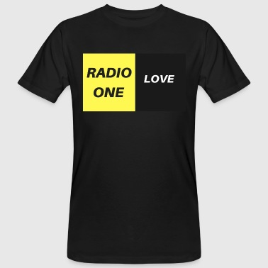 Ondes Radio RADIO ONE LOVE - T-shirt bio Homme