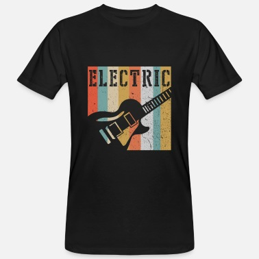 Electric Guitar Electric guitar - Men's Organic T-Shirt