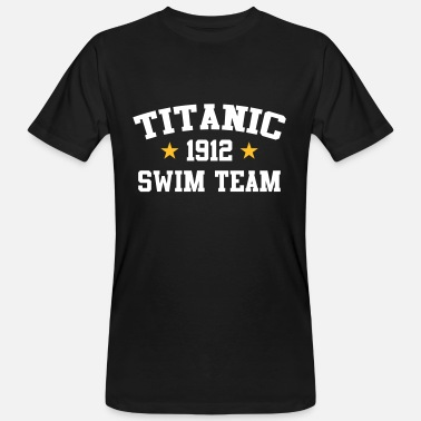 1912 Titanic Swim Team 1912 - Mannen bio T-shirt