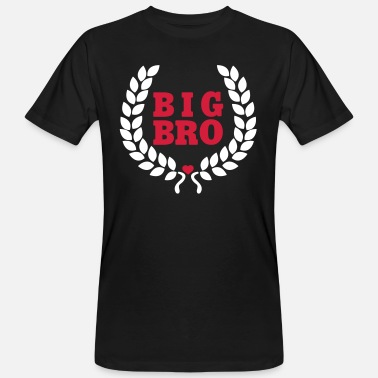 Big Bro Big BRO - Big Brother - big brother - T-shirt bio Homme