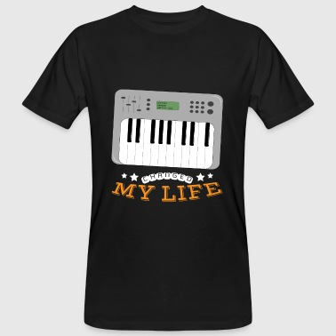 Synthesizer Synthesizer Changed My Life - Mannen Bio-T-shirt