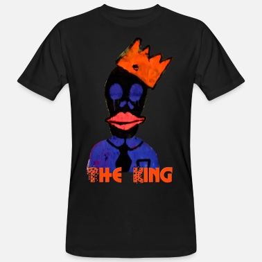 The King The King - T-shirt bio Homme