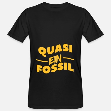Fossile un fossile - T-shirt bio Homme
