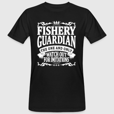Fishery fishery guardian the one and only - Men's Organic T-Shirt