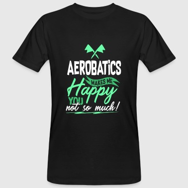 Aerobatic shirt - Men's Organic T-Shirt