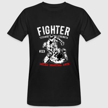 Mma Combattant - MMA Fighter - Arts martiaux - T-shirt bio Homme