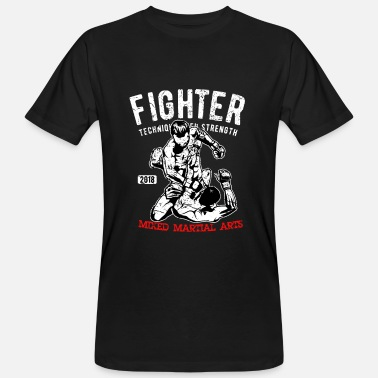 Mma Fighter Fighter - MMA Fighter - Martial Arts - Men's Organic T-Shirt
