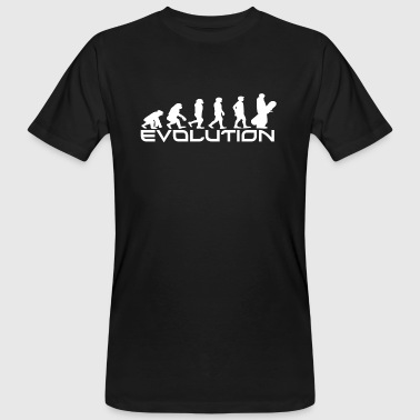 EVOLUTION BOARDING - Ekologisk T-shirt herr
